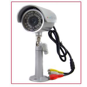 wired Night vision IR color CCTV bullet Security camera