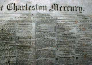 Civil War newspaper BATTLE of JACKSON Mississippi   Long report
