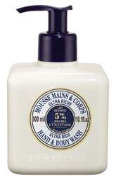 Occitane Ultra Rich Shea Butter Hand & Body Wash $20.00