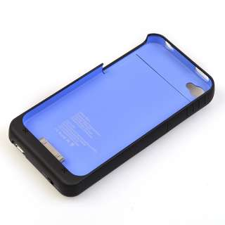 1900mAH External Power Backup Battery Case Charger + Cable