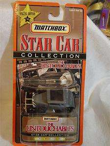 Star Car Collection The Untouchables Ford Model A Coupe