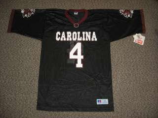 South Carolina Gamecocks #4 Football Jersey Vintage NEW