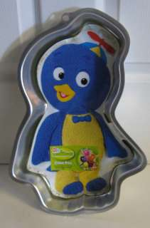 WILTON PABLO BACKYARDIGANS BIRTHDAY CAKE PAN