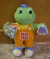 LEAPFROG LEAP FROG TAD LEARNING TEACHING TALKING DOLL