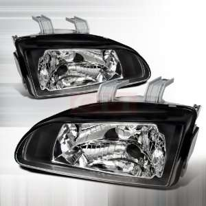 Van Headlights/ Head Lamps Euro Style Performance Conversion Kit