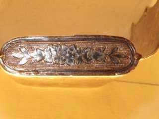 LARGE UNUSUAL HIGH QUALITY ANTIQUE RUSSIAN SILVER & NIELLO CIGARETTE