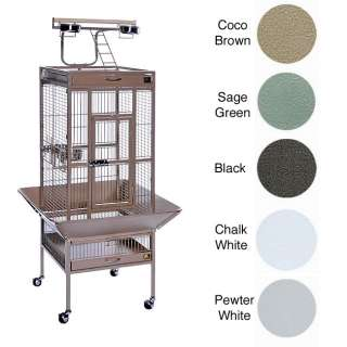 Prevue Pet Products Wrought Iron Select Bird Cage