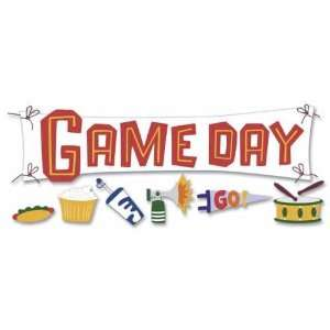 Jolees Boutique Title Wave Stickers game Day Arts, Crafts & Sewing