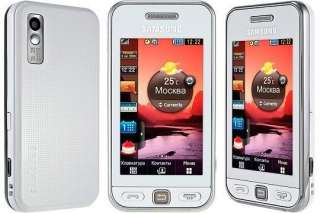 New Unlocked Samsung S5230 3MP GSM Mobile Phone WHITE