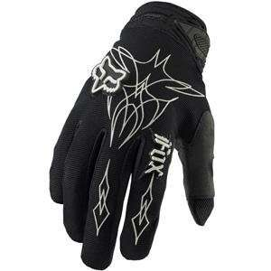 Fox Racing Dirtpaw Empire Gloves   11/Black Automotive