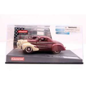 Carrera 1941 Willys Coupe Hot rod 1/32 Slot car Toys & Games