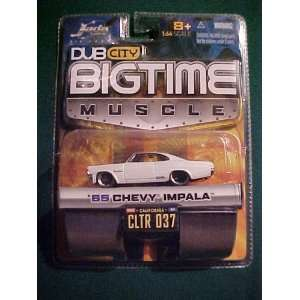 1965 Chevy Impala Jada Toys Dub City Bigtime Muscle