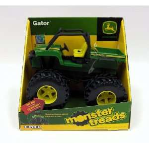 Ertl John Deere Monster Treads 8 Inch Dump Truck with