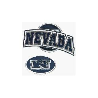 Nevada Wolf Pack Hat Clip & Golf Ball Marker