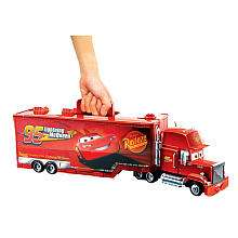 Exclusive Disney Pixar Cars 2 Mack Carry Case   Mattel