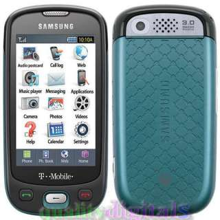 SAMSUNG SGH T749 at&t T MOBILE TOUCH cell PHONE 610214618764