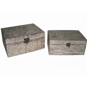 Set Table Top Storage Boxes Case Pack 6   670549 Patio, Lawn & Garden