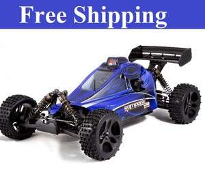 Redcat* Rampage XB 1/5 Buggy 30cc gas powered 2 stroke engine