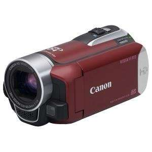 Canon Cameras, VIXIA HF R10 Flash Mem Cam Red (Catalog