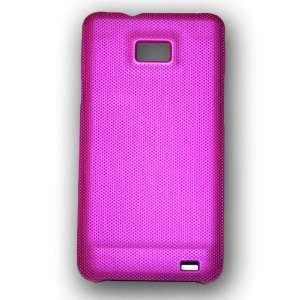 Colorful Purple Hard Case for Samsung Galaxy SII I9100