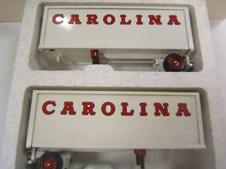 Winross Carolina Freight day cab with doubles