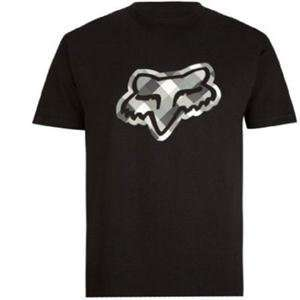 Fox Racing Njoi T Shirt   Medium/Black Automotive
