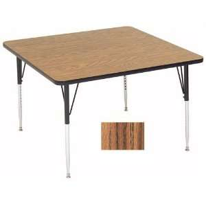 Ship Small Square Activity Table with Standard Legs