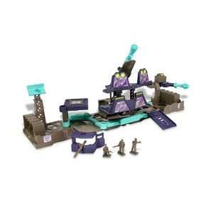 Matchbox Battle Kings Playset  Battle Station Toys
