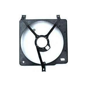 CHEVROLET CAVALIER RADIATOR FAN SHROUD, 4CYL, WITH A/C (1988 88 1989