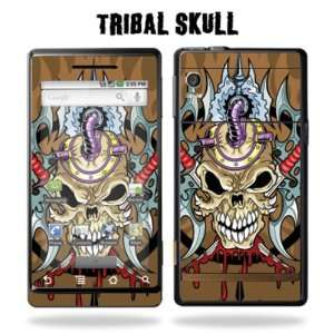 Protective Vinyl Skin Decal Sticker for Motorola Droid   Tribal
