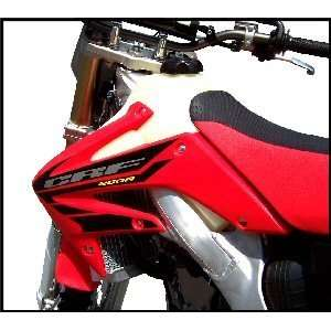 Clarke Gas Tanks Honda CRF250R/CRF250X (2004 2009) 3 Gallons   Black