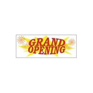 10 Grand Opening Theme Business Advertising Banner   Grand Opening
