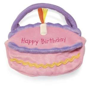 North American Bear Happy Birthday Pink Goody Bags Baby