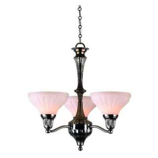 Hanging Gunmetal Chandelier  DISCONTINUED HD115909