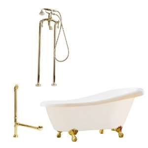 Giagni LH2 MB Hawthorne Floor Mounted Faucet Package