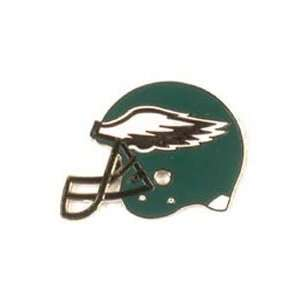 NFL Pin   Philadelphia Eagles Helmet Pin Sports