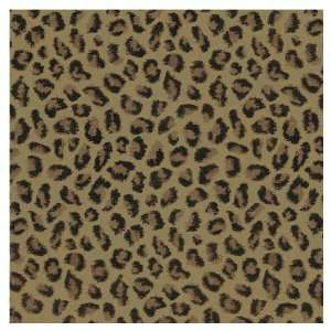 allen + roth Brown Leopard Print Wallpaper LW1341377