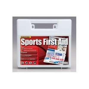 Sports First Aid Kit First Aid Only 71 Piece Large Health