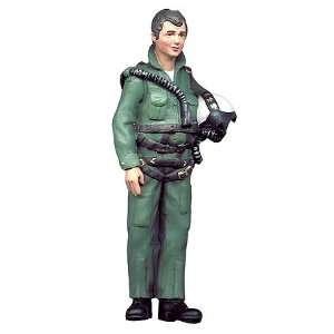 US Air Force Military Caucasian Man Christmas Ornament
