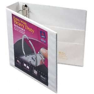 Avery  Extra Wide EZD Reference View Binder, 2in Capacity