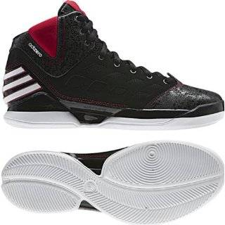 Adidas Adizero Rose 2.5   Black/red / white Bulls (Dominate)