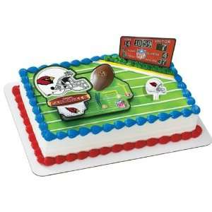 NFL Arizona Cardinals Cake Decorating Kit
