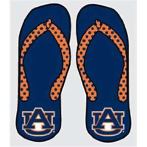 TIGERS FLIP FLOPS vinyl decals UF car truck stickers