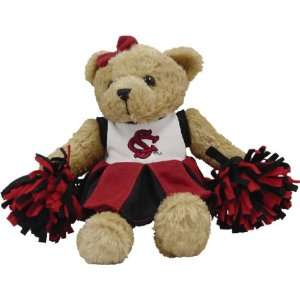 South Carolina Gamecocks NCAA Cheerleading Bear