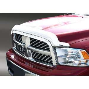 Dodge Ram Chrome VP Series Bug Deflector   Bug Deflector Automotive