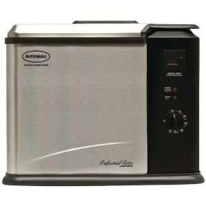 BUTTERBALL 20011210 XL INDOOR ELECTRIC TURKEY FRYER Electronics