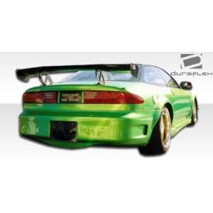 Probe Duraflex Sensei Rear Bumper   Duraflex Body Kits Automotive
