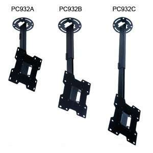 Peerless Pro Universal Ceiling Mount for 15 37 inch LCD