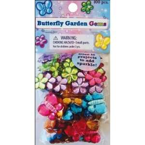 Colorful Gems Butterfly Garden Electronics