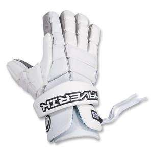 Maverik Fox Lacrosse Gloves Medium (White) Sports
